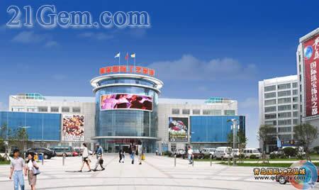 青岛工艺品城:小饰品蕴藏大市场