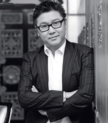 5大华裔设计师珠宝全体验(一) 刘斐