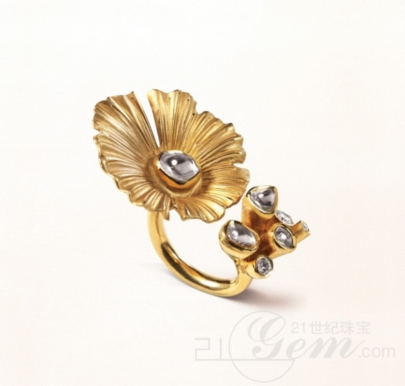 珠宝的奇幻漂流 印度风饰品强势来袭
