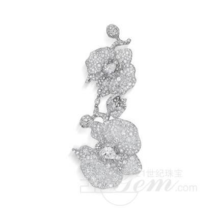 首位华人女珠宝设计师挤身国际级展览会